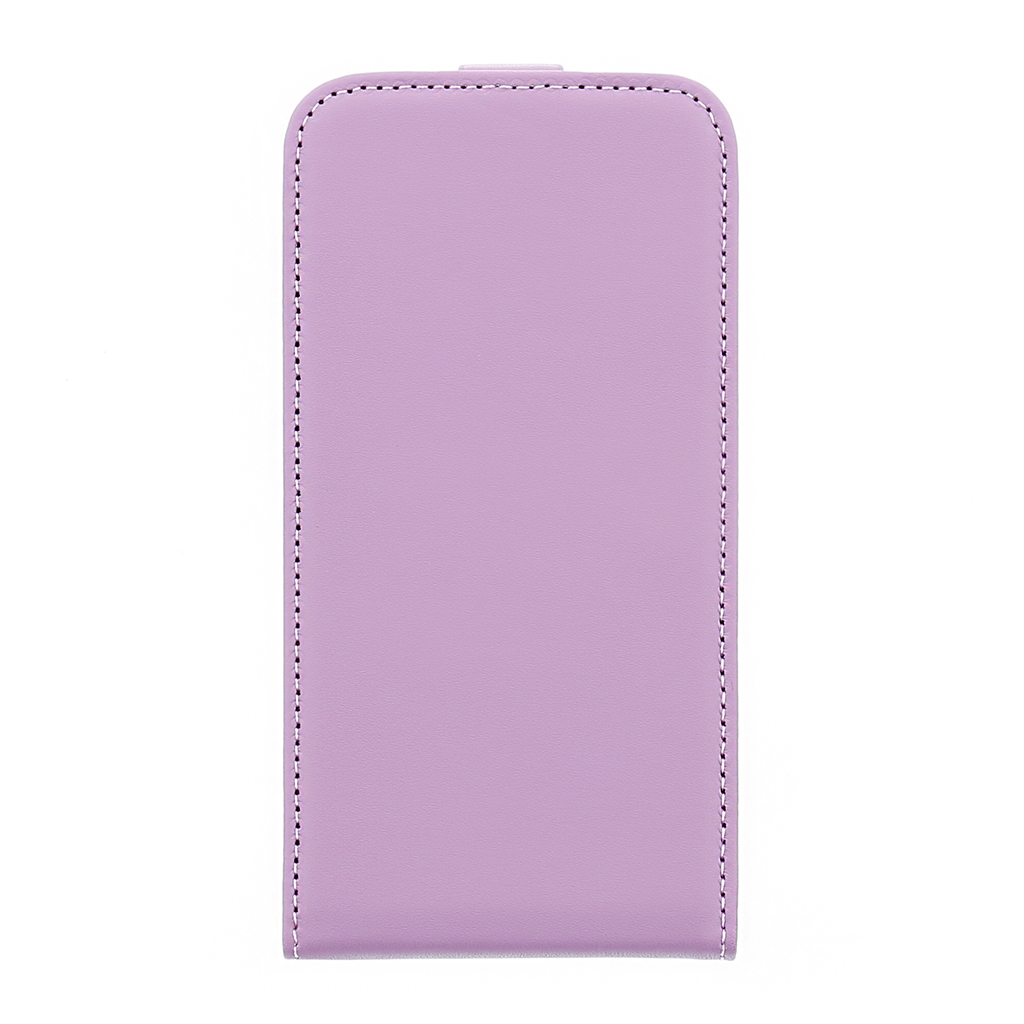 ForCell Slim Flip puzdro Violet pre Samsung G900 Galaxy S5