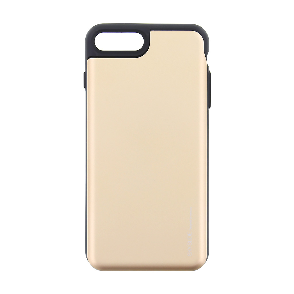Mercury Sky Slide Bumper Case puzdro pre iPhone 7 Plus Gold