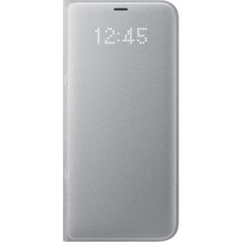 EF-NG955PSE Samsung LED View Case Silver puzdro pre G955 Galaxy S8 Plus (EU Blister)