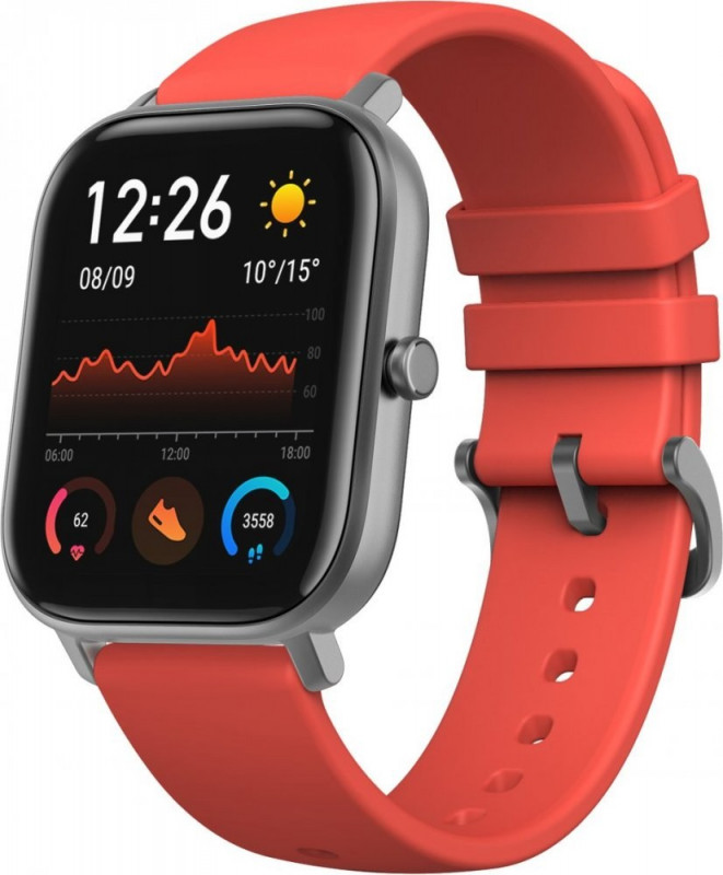 Xiaomi Amazfit GTS SmartWatch Orange (EU Blister)
