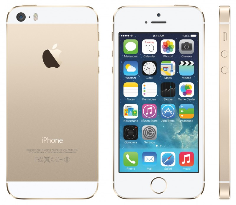 Apple iPhone 5S 16GB Gold (EUV) CPO