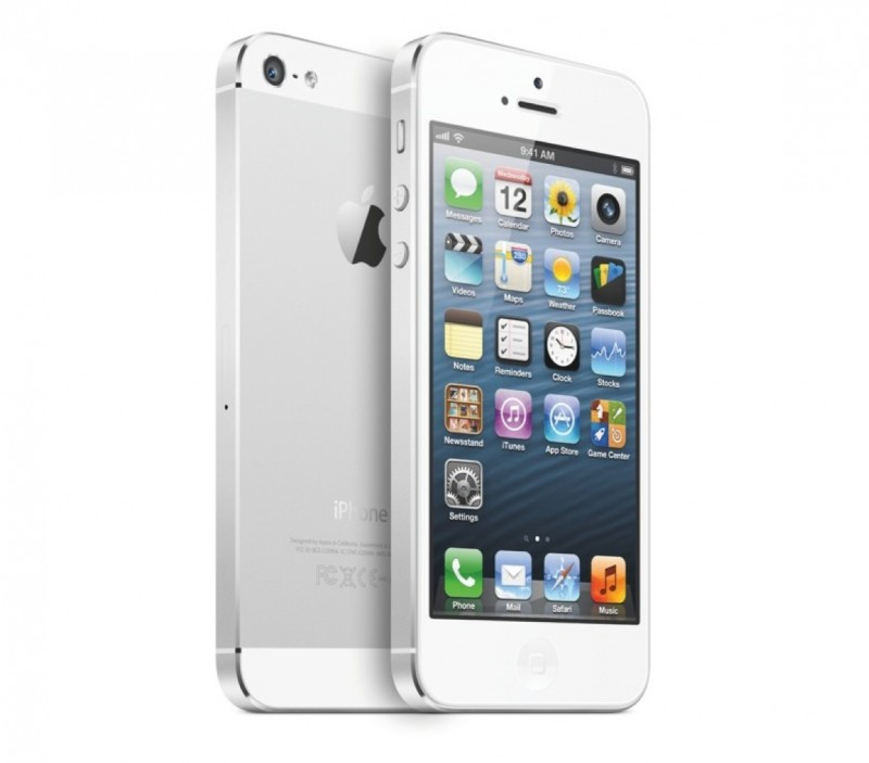 Apple iPhone 5S 32GB Silver CPO s 0% DPH