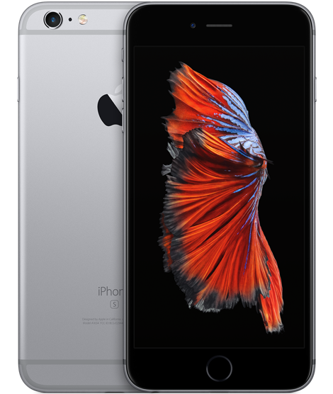 Apple iPhone 6S 32GB, Space Gray (EU)